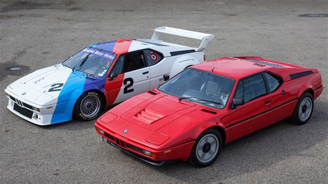 Racing To Monterey In Bmw's Spectacular M1