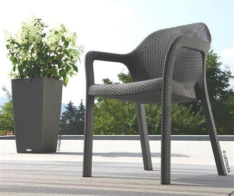design gartenmöbel outlet lechuza design stuhl cottage granit wei 223 stapelsessel