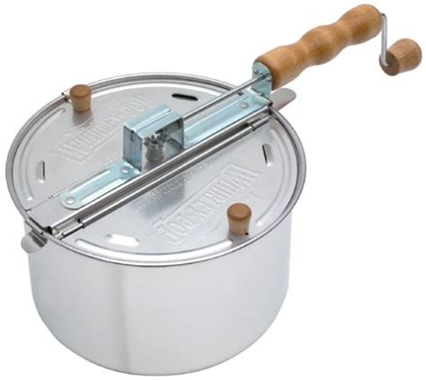 popcorn pop popper whirley maker stovetop popping wabash farms valley why whirly ultimate