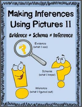 Making Inferences Using Pictures Ii By Lessons4now Tpt