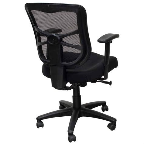 alera mesh office chairs alera elusion series used mesh mid back chair black