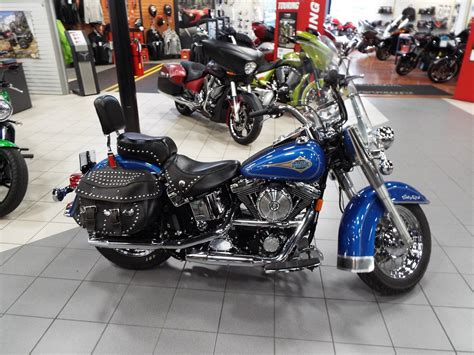 Page 1 New & Used Heritagesoftail Motorcycles For Sale