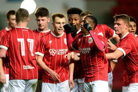 Bristol City U23s 1-0 Liverpool U23s: Opi Edwards' strike ...