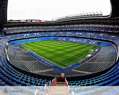 Bernabeu Santiago Madrid Stadium Wallpapers Pantalla Fondo