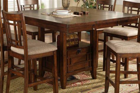 Counter High Dining Room Sets Palazzodalcarlocom