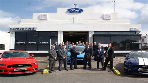 Haynes Ford in Maidstone wins Chairman's Award for fourth ...