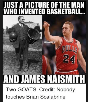 Brian Scalabrine Meme - why is brian scalabrine called the goat quora