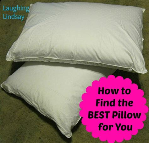 how to find the right pillow find the best pillow for you with these three simple tips
