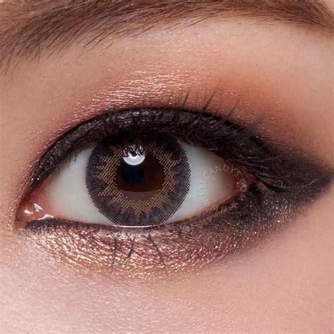 geo tri color grey buy geo tri color grey colored contacts eyecandys