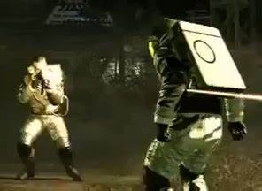 Zombie Astronaut - Pics about space