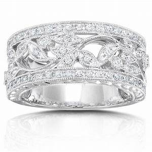 wide diamond wedding bands for women wedding and bridal With wide band wedding rings for women
