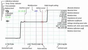 Mohr Ct100 Tdr Cable User Guide