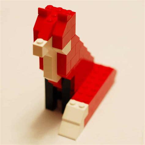 lego taxidermy micro builds    creepy bit rebels