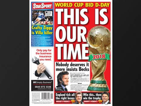 2018 World Cup Bid World Cup 2018 Bid Today Is The Day Mr Cape Town