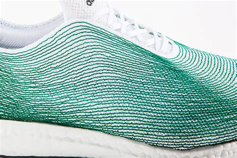 adidas making shoes   recycled ocean trash blogging