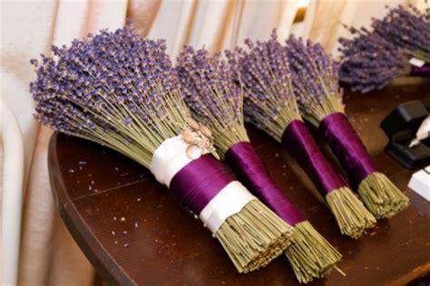 dried lavender bouquets weddingbee photo gallery