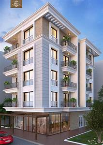 Building, Facade, 5316, U2013, Decorathing