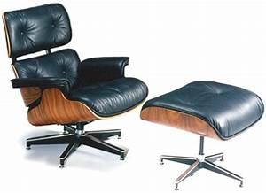 Fauteuil Charles Eames : fauteuil charles eames cuir noir destockage grossiste ~ Melissatoandfro.com Idées de Décoration