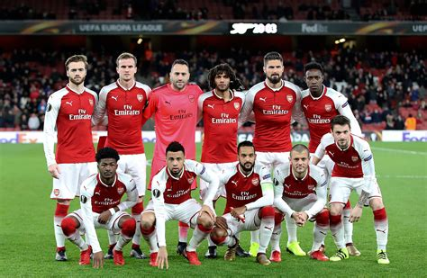 Arsenal Players Salaries Wages Weekly 2018/2019 And Squad Contracts | Footballplayerpro.com