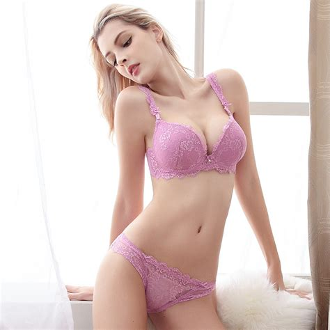 2016 Sexy Adjustable Lace Lingerie Bra Sets - Brasets CN