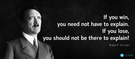 inspirational quotes  adolf hitler