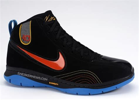 Nike Kd1  Kevin Durant Signature Shoe Sneakernewscom