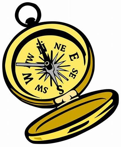 Compass Illustration Clip Clipart Vector Domain