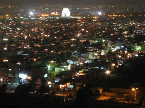 The City Of Lights by The Beautiful Places Of City Of Light Karachi Bolopakistan