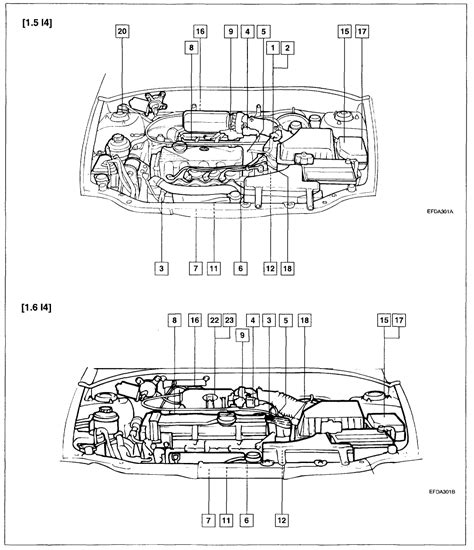Hyundai Santum Fe 2001 Engine Diagram Air by My 2001 Hyndai Accent Has A Misfire And I Tryed To