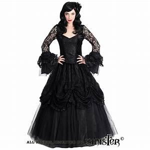 Viktorianischer Stil Kleidung : gothicrock viktorianischer rock sinister sinister girlr cke lang details gothic shop und ~ Watch28wear.com Haus und Dekorationen
