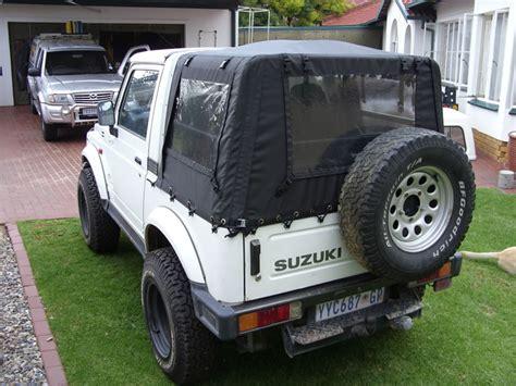 jeep suzuki 2016 suzuki jeep custom built canvas canopies