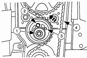 1999 Ford Contour Timing Marks