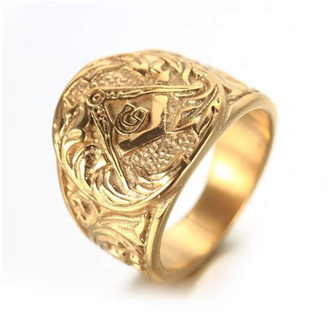 aliexpress buy gold and silver mens embossed sted