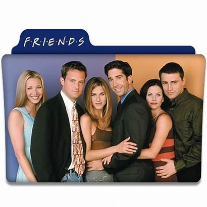Friends Folder Icon Tv Series Dyiddo V1