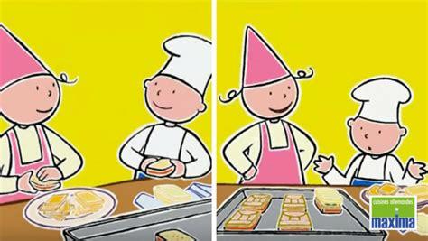 la cuisine de michel apprendre la cuisine aux enfants avec un dessin animé