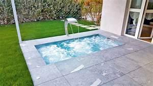 Mini Pool Terrasse : pool im miniformat geht auch auf dem dach ~ Orissabook.com Haus und Dekorationen