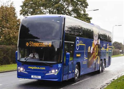 megabus london bus cheapest bus services to uk cities