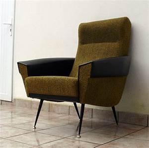 Fauteuil Années 50 : meubles luminaires et objets vintage r tro des ann es 50 60 70 et 80 ~ Dallasstarsshop.com Idées de Décoration