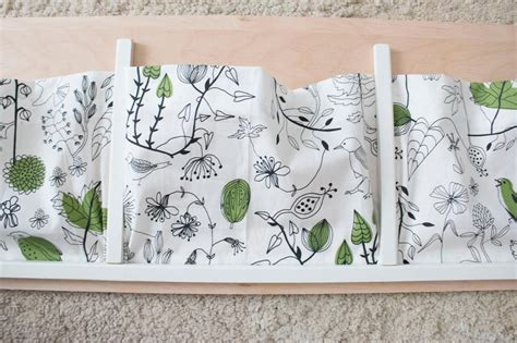 Achieve Bedside Organization With These Diy Book Pockets