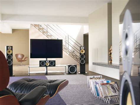 test lautsprecher surround bw bowers wilkins cm