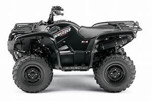 2009 Yamaha Grizzly 550 Fi Irs