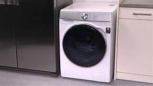 Waschmaschine Anschließen Lassen : samsung quickdrive anschlie en der waschmaschine youtube ~ Frokenaadalensverden.com Haus und Dekorationen