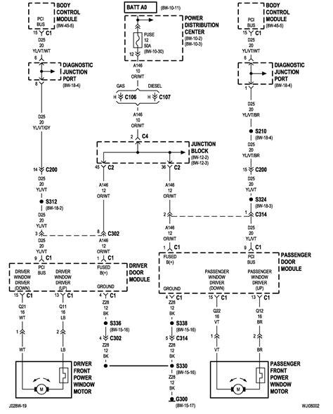 2005 jeep grand trailer wiring diagram wiring