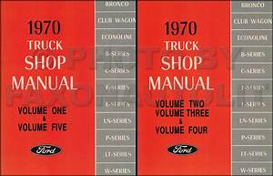 1970 Ford W9000 And Wt9000 Truck Foldout Wiring Diagram