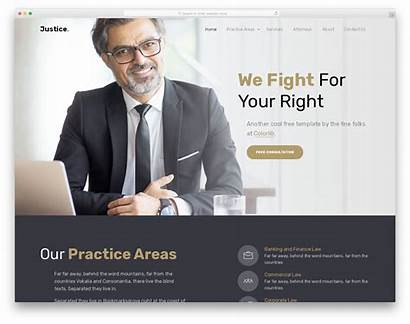 Template Justice Lawyer Templates Website Colorlib Freelance