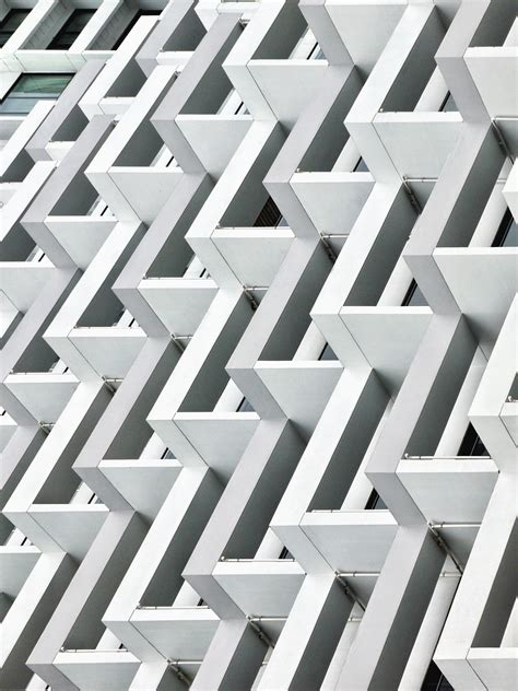 picture architecture wall modern abstract facade