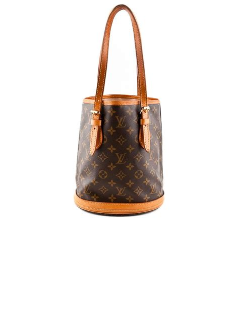 louis vuitton monogram bucket bag handbags lou