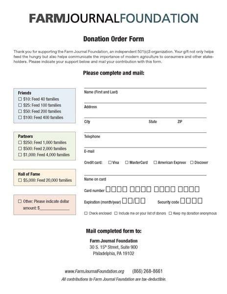 charitable donation form template 6 charitable donation form templates formats exles in word excel