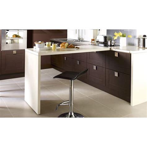 table coulissante cuisine kit pour table coulissante ergon delinia leroy merlin