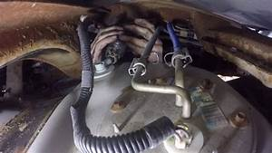 Fuel Pump Replacement - 2001 Ford 150  5 4l